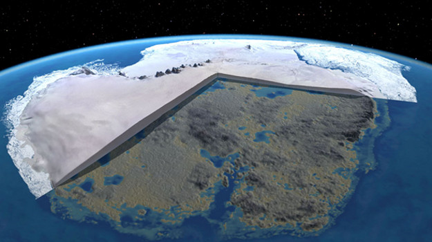 antarctica tropical climate mystery puzzle