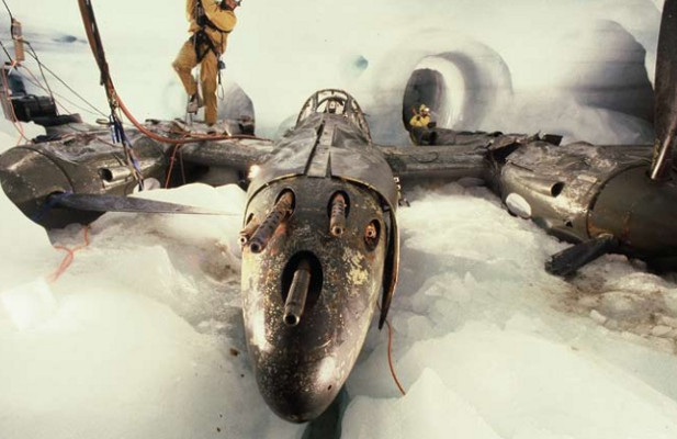 lost squadron greenland lockheed lightnings 1942 patrick epps ice layers